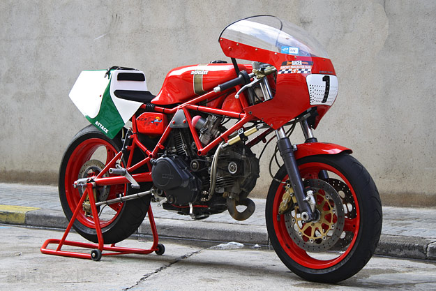 Ducati Racer